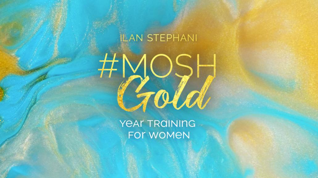 #MOSHGold – JahresTraining für Frauen