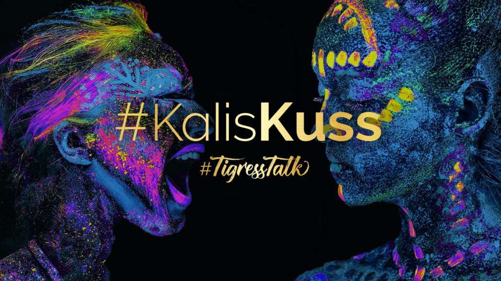 #TigressTalk – #KalisKuss Online Salon – Live Call für Frauen