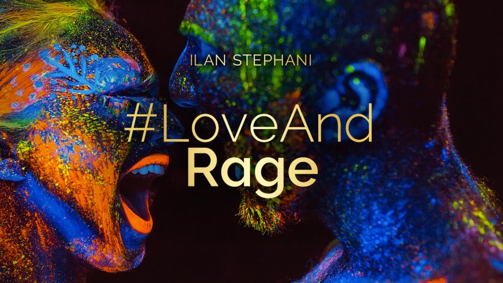 #LoveAndRage – Releasing Shame – Embodiment Call