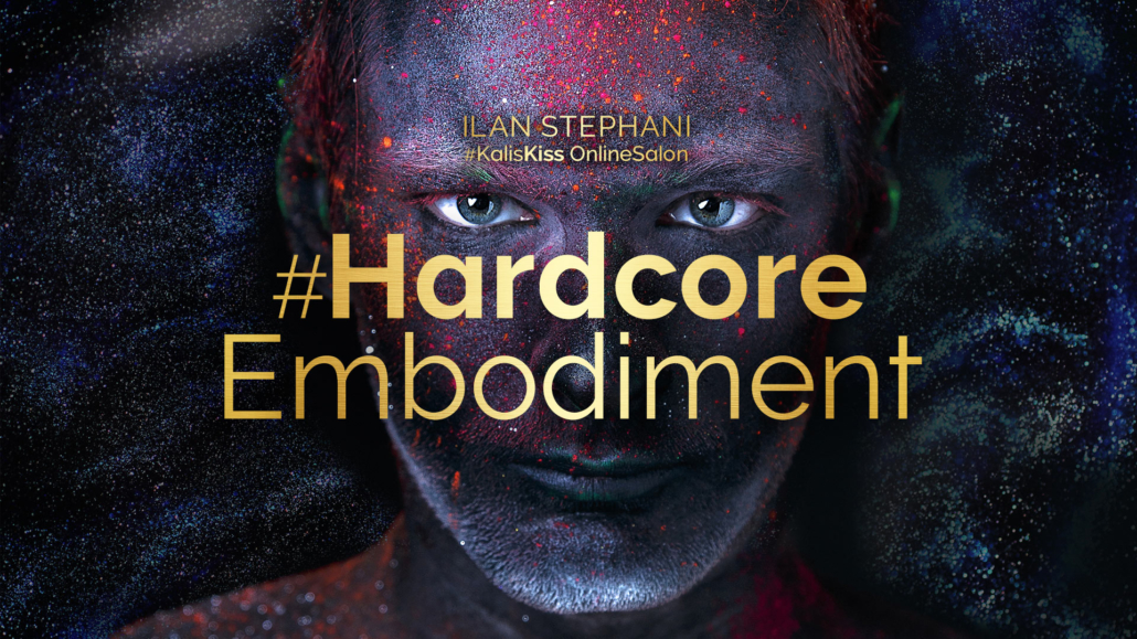 #HardcoreEmbodiment – Challenge for Men